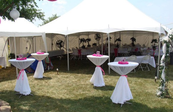 Party rentals in Mid-Michigan