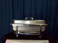 Rental store for CHAFING DISH, 8 QT, REGULAR in Howell MI