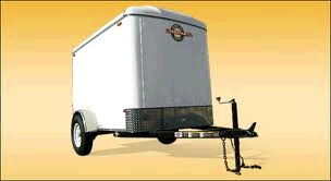 Where to find TRAILER, 5  X 8  ENCLOSED in Howell