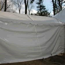 Where to find CANOPY TENT WALL, 20 in Howell
