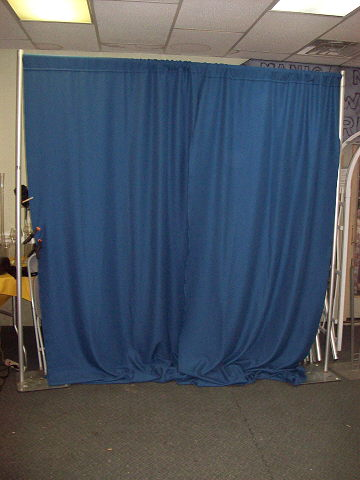 Where to find ROOM DIVIDER, CURTAINS, 4  WID in Howell