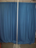Rental store for ROOM DIVIDER, 8  UPRIGHTS POLE in Howell MI