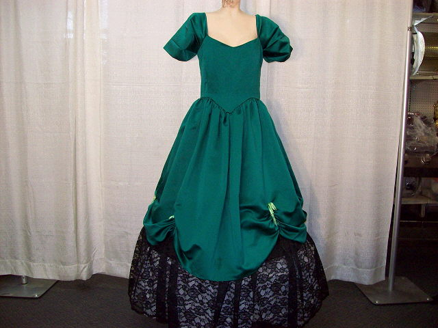 Southern Belle Dress Green Rentals Howell Mi Where To