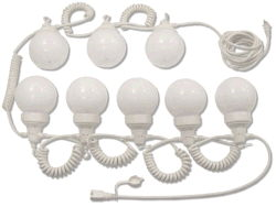 Where to find LIGHTS, STRING, 30 in Howell