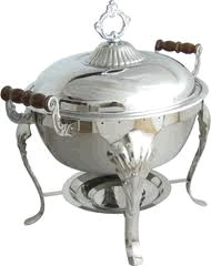 Where to find CHAFING DISH, RND, 5QT in Howell
