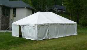 Where to rent CANOPY TENT WALLS, SOLID in Lansing Michigan, Brighton, Howell, Ann Arbor and Flint, MI