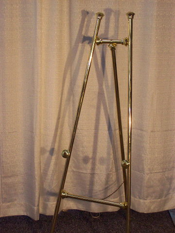 Where to find EASEL BRASS, PORTABLE in Howell