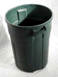 Where to find REFUSE RECEPTACLE, 30GAL. in Howell