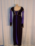 Rental store for DRESS, BLACK WITH PURPLE in Howell MI