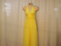 Rental store for CHER YELLOW PANTSUIT in Howell MI