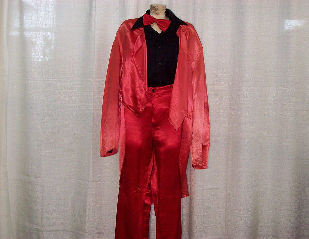 Where to find DEVIL SUIT, RED in Howell