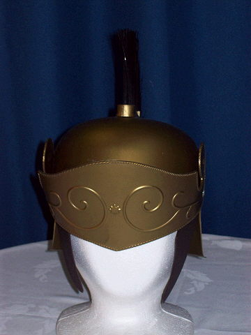 Hat Spartan Helmet W Brush Rentals Howell Mi Where To