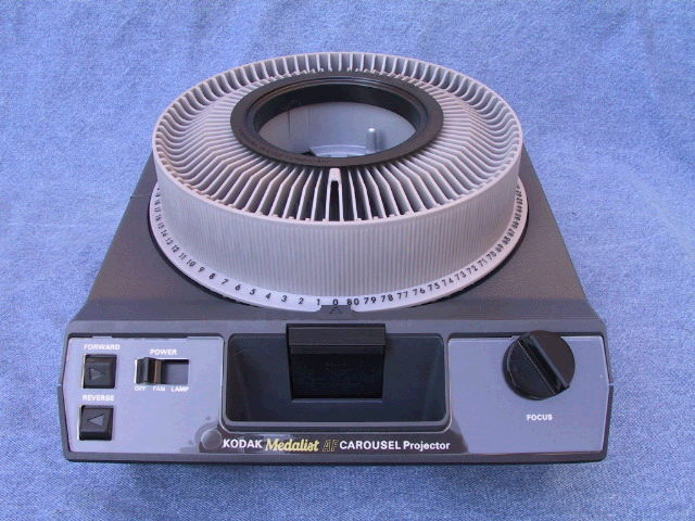 Where to find SLIDE PROJECTOR in Howell