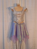 Rental store for FAIRY COSTUME WITH WINGS in Howell MI
