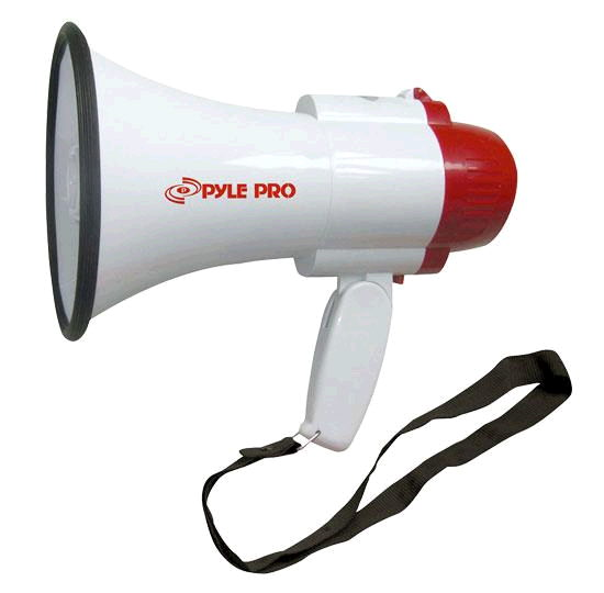 Where to find MEGAPHONE, BULL HORN in Howell