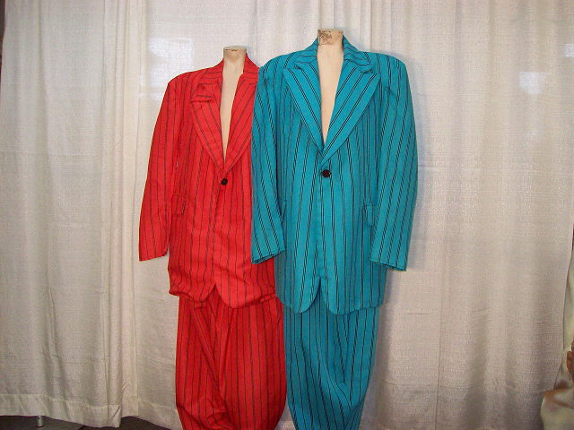 Where to find ZOOT SUIT, GANGSTER in Howell