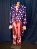 Rental store for UNCLE SAM, DELUXE, COSTUME in Howell MI