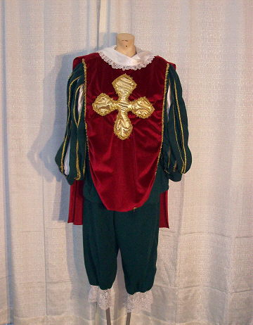 Musketeer Costume Rentals Howell Mi Where To Rent