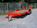 Where to rent TRAILER,11 8  X 6 5  FLATBED in Howell MI