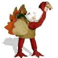 Rental store for TURKEY COSTUME in Howell MI