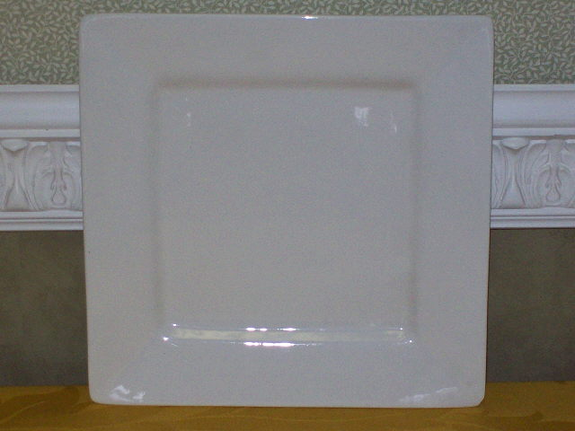 Where to find PLATE, CHINA, SQUARE, WHITE10 in Howell