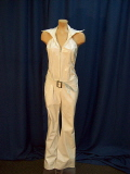 Rental store for DISCO, WHITE JUMPSUIT, WOMAN in Howell MI