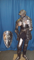 Rental store for SUIT OF ARMOUR, KNIGHT in Howell MI