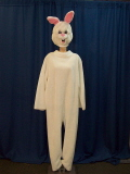 Rental store for RABBIT COSTUME, FULL MASK in Howell MI