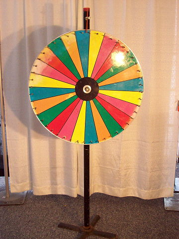 Where to find PRIZE WHEEL, 6  HEIGHT in Howell
