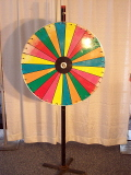 Rental store for PRIZE WHEEL, 6  HEIGHT in Howell MI