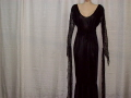 Rental store for WITCH DRESS, BLACK LACE SLEEVE in Howell MI