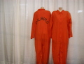 Rental store for ORANGE JAIL JUMPSUIT in Howell MI