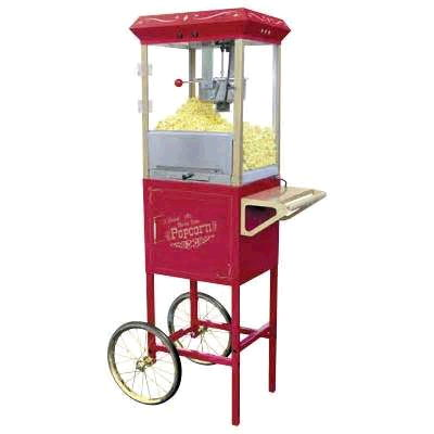 Where to find POPCORN POPPER, CART in Howell