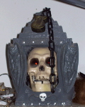 Rental store for LANTERN PROP, SKULL HEAD in Howell MI