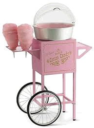 Where to find COTTON CANDY DLX W CART in Howell