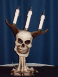Rental store for CANDELABRA, SKULL, TABLETOP in Howell MI