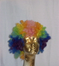 Where to rent WIG, RAINBOW COLORED in Howell MI