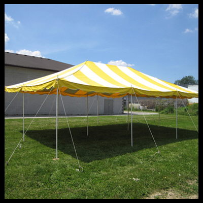 Where to rent CANOPY 20 X 30 DINING FLY in Lansing Michigan, Brighton, Howell, Ann Arbor and Flint, MI