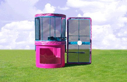 Where to find DUNK TANK, WITH WINDOW in Howell