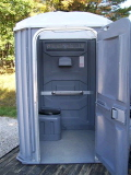 Rental store for PORTABLE TOILET, HANDICAP STYL in Howell MI