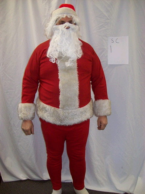 Where to find SANTA COSTUME   SALE ONLY in Howell