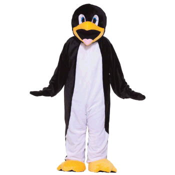 Where to find PENGUIN, MASCOT COSTUME in Howell