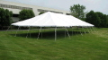 Rental store for FRAME TENT 40 x 40 in Howell MI