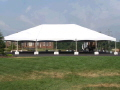 Rental store for FRAME TENT 40 x 60 in Howell MI