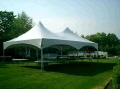 Rental store for FRAME TENT, 20 X 40 in Howell MI