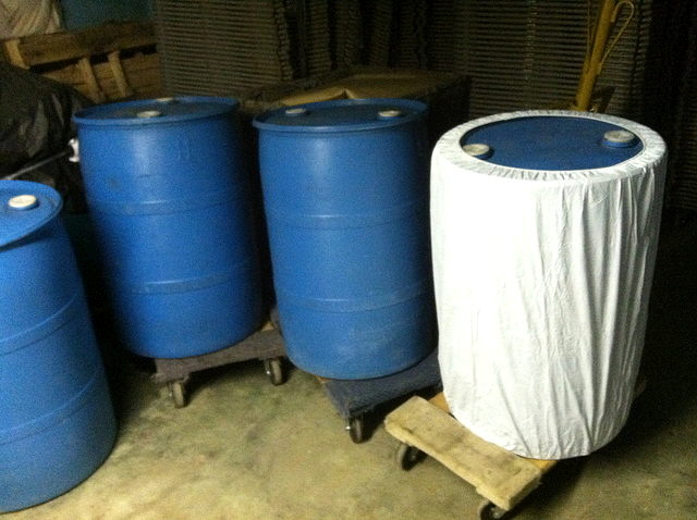 Where to find COVER, WATER BARREL in Howell