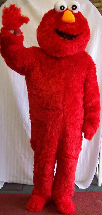 Where to find RED FURRY GUY in Howell