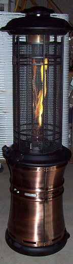 Where to find HEATER, PATIO, FLAME STYLE in Howell