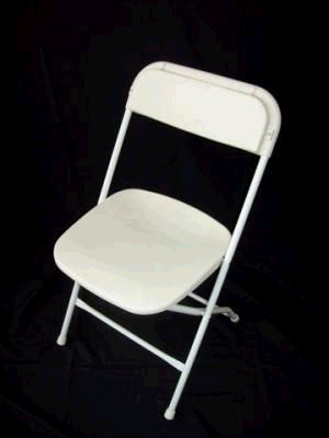 Where to find CHAIR WHITE in Howell