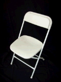 Rental store for CHAIR WHITE in Howell MI